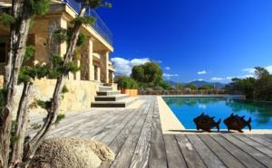 La villa Fa, maison de prestige à louer à Porto Pollo